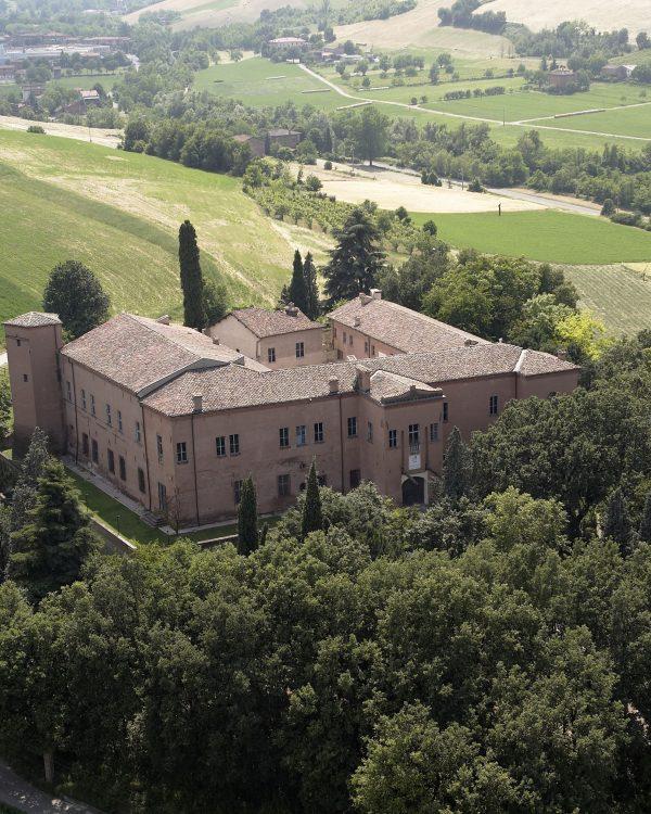 spezzano_castello di Spezzano aerea 1